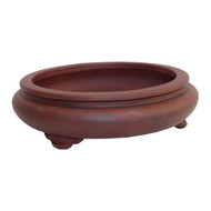 "7"" Round Yixing Pot (YX07-2)"