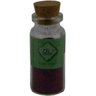 Fairy Garden Figurine - Bottle of Red Fairy Dust (FGF-008)
