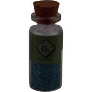 Fairy Garden Figurine - Bottle of Blue Fairy Dust (F009)