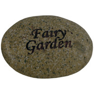 Fairy Garden Figurine - Fairy Garden Stone (FGF-059)