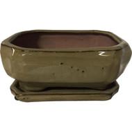 """6"""" Pot & Tray (605-S)"""