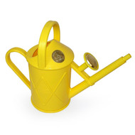 Bonsai Tree Watering Can - Haws | Heritage Plastic 2-Pints (Yellow) Bonsaioutlet