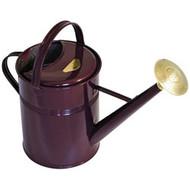 Bonsai Tree Watering Can - Haws | Traditional Metal 2.3 Gallons (Aubergine) Bonsaioutlet