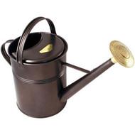 Bonsai Tree Watering Can - Haws | Traditional Metal 2.3 Gallons (Graphite) Bonsaioutlet