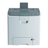 Lexmark C734N Color Laser Printer (30 ppm in color) -  25C0044