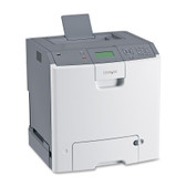 Lexmark C734DN Color Laser Printer (30 ppm in color) -  25C0351