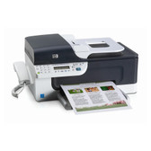HP OfficeJet J4660 Multifunction Photo Printer (22 ppm in color) - CB786A