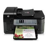 HP Officejet 6500A E710N Multifunction Printer (31 ppm in color) - CN557A