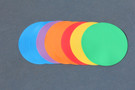 Court Markers (6 rubber discs)