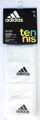 Adidas Wristbands - Large White