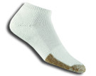 Thorlo Micro Mini Socks - White