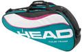 Head Tour Team Pro 3 Pack Teal