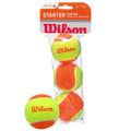 Wilson Orange Stage - 3pk Tennis Balls