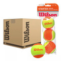 Wilson Orange Stage - 72 Tennis Ball Box