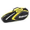 Babolat Club Line 3pk Yellow