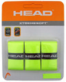 Head XtremeSoft Overgrips - FLUORO YELLOW (3 Pack)