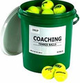 x1 Dunlop Coaching Bucket of Balls (60 Balls)