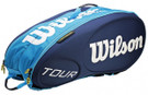 Wilson Tour Moulded - 9 Pack  Bag
