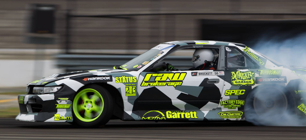 Formula D - Dan Brockett