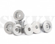 Sikky Solid Aluminum Subframe Bushings Stock Height Z33 VQ35
