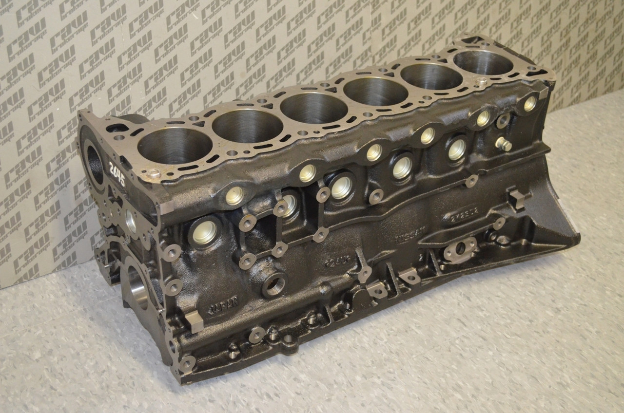 Nissan N1 Engine Block 24u Rb26dett Raw Brokerage
