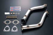 Tomei 193094 Expreme Front Straight Pipe 350Z Z33