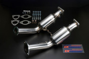 Tomei 193098 Expreme Sports Metal Catalyzer 350Z Z33