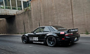 6666 Customs Rear and Front Rocket Bunny Flares - Nissan 240sx S13