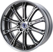 Work Schwert SC1 Full Reverse Wheel 20x9.5 5x114.3
