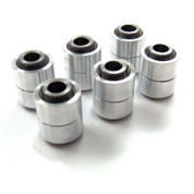 SPL FKS Rear Knuckle Monoball Bushings S13 S14