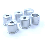 SPL SOLID Subframe Bushings S13 S14
