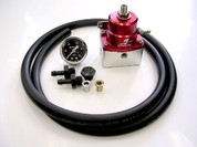 Raw Brokerage Aeromotive Fuel Pressure Regulator Kit for Nissan RB