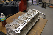 Nissan RB25DET Cylinder Head Build