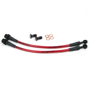 Agency Power Stainless Brake Line Kit Rear S13