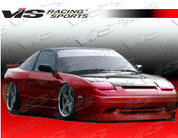 VIS Racing Super Full Kit for Nissan 240sx S13 (Flip Up Headlights)