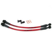 Agency Power Stainless Brake Line Kit Rear S14