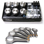 CP Pistons / Eagle H-Beam Rods Combo R33 RB25DET