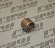 Raw Brokerage pilot bearing bushing for the Nissan RB20DET RB25DET RB26DETT and RB30DET engines.