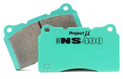 Project Mu TYPE NS400 Rear Brake Pads for Nissan Skyline GTR (Brembo)