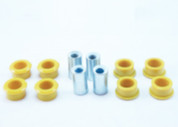 Whiteline Toe arm - lower inner & outer bushing (toe correction) for Nissan Skyline R33 R34