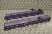 OEM RB20 Purple Valve Cover Set (Used)