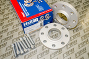 H&R TRAK+ 15mm Wheel Spacer DRS Pair - S13 240sx