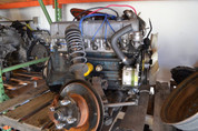 Used Datsun 240z Front Suspension Components