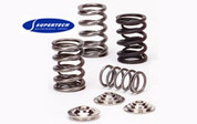 Supertech Dual Valve Spring & Retainer Combo: 92 psi