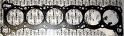 "Cometic C4318-070 Metal Head Gasket (87mm x .070"") RB25DET"