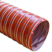 "Mishimoto Heat Resistant Silicone Ducting, 4"" x 12'"