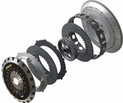 Carbonetic ACN23310 Triple Plate Carbon Clutch - RB25 RB26 (PULL Type)