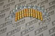 Raw Brokerage Exhaust Manifold Stud and Nut Kit RB20 RB25