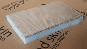 Mega'Block Hydrophobic Melamine Heat Shield Reflects Up To 1,000 Degrees F*