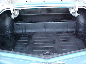 Large Trunk Kit - (Approx. 28 sqft) Trunk Pack + , 3 Sheets Luxury Liner Pro, 1CSA, 1WHR